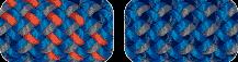 Quest Bicolor Blue Swatch